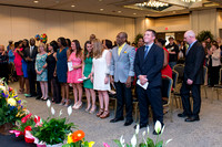Class of 2015 Pinning