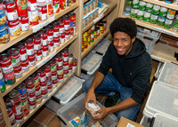 Civic Engagement - Food Pantry