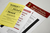 Women's History Month Luncheon - 2014